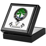 Badge - Kinninmont Keepsake Box