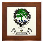 Badge - Kinninmont Framed Tile