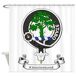 Badge - Kinninmont Shower Curtain
