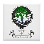 Badge - Kinninmont Tile Coaster