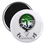 Badge - Kinninmont Magnet