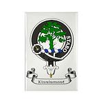 Badge - Kinninmont Rectangle Magnet