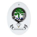 Badge - Kinninmont Ornament (Oval)