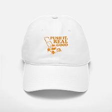 Push It Real Good Gold Baseball Baseball Baseball Cap