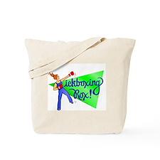 Kickboxing Rox Tote Bag