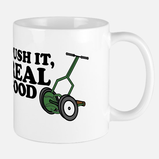 Push It Real Good Gold Mug