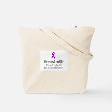 Just Nursing Birthright Tote Bag