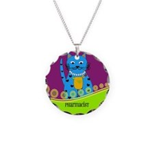 pharmacist cat 3 Necklace