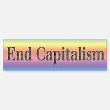 End Capitalism Bumper Bumper Bumper Sticker