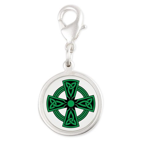 Celtic Cross Charms