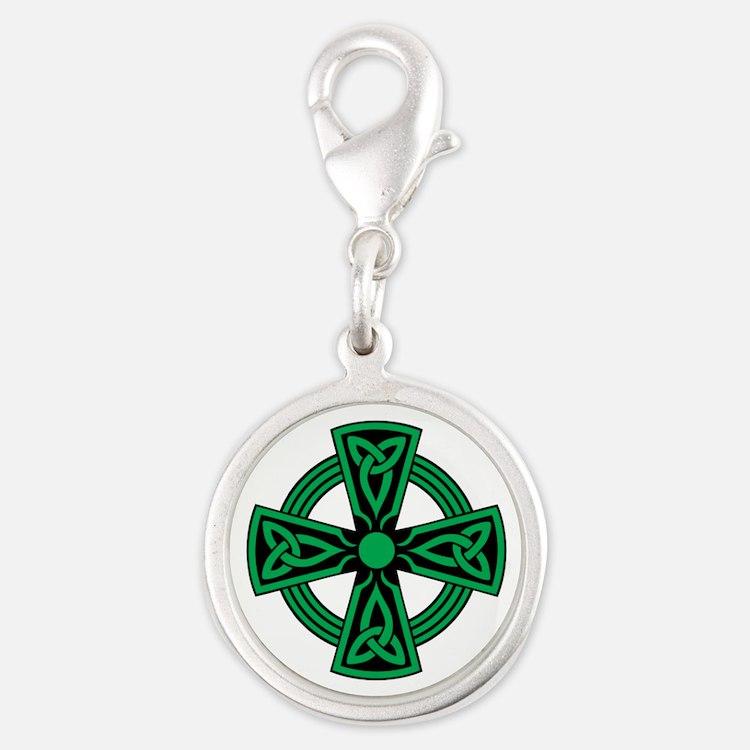 Celtic Cross Charms