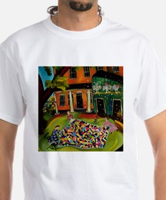 Fluffing Crazy Quil T-Shirt