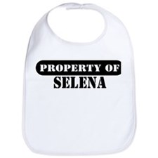 Property of Selena Bib