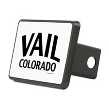 Vail Colorado Hitch Cover