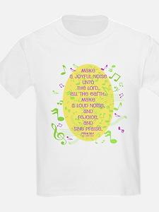 Psalm 98 4 T-Shirt