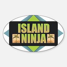 Island Ninja Decal