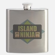 Island Ninja Flask