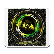 illuminati Mousepad