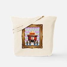 SMOKEY N LEAN Tote Bag