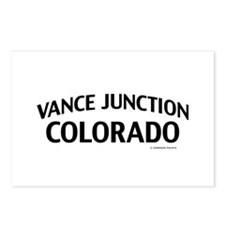 Vance Junction Colorado Postcards (Package of 8)