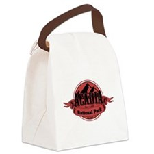 acadia 5 Canvas Lunch Bag