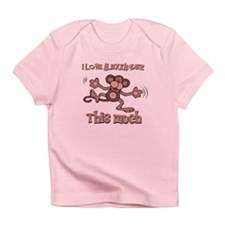 I Love Alexzander Infant T-Shirt