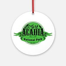 acadia yellow 1 Ornament (Round)
