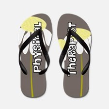 physical therapist 6 Flip Flops
