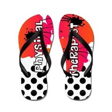 physical therapist 5 Flip Flops