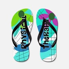 physical therapist 2 Flip Flops