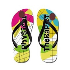 physical therapist 1 Flip Flops