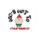 GODSGIFTGNOMES1.png Wall Decal