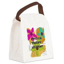 physical therapist asst 2 Canvas Lunch Bag