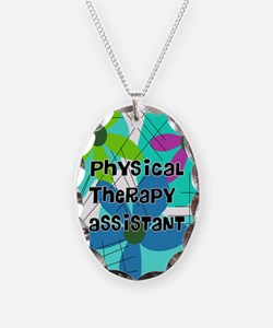 physical therapist asst 1 Necklace