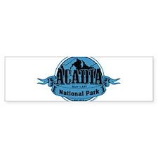 acadia 3 Bumper Bumper Stickers