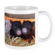 3 Little Pigs Small Mug