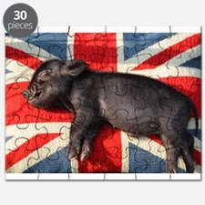 Micro pig chilling Puzzle