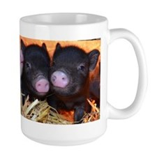 3 little micro pigs Mug