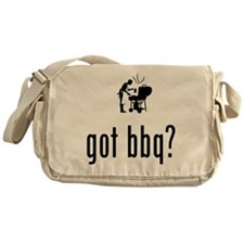 Barbecue Messenger Bag