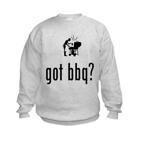 Barbecue Kids Sweatshirt