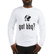Barbecue Long Sleeve T-Shirt
