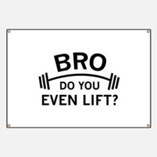 Do You Even Lift? Banner