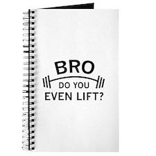 Do You Even Lift? Journal