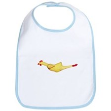 Rubber Chicken Bib