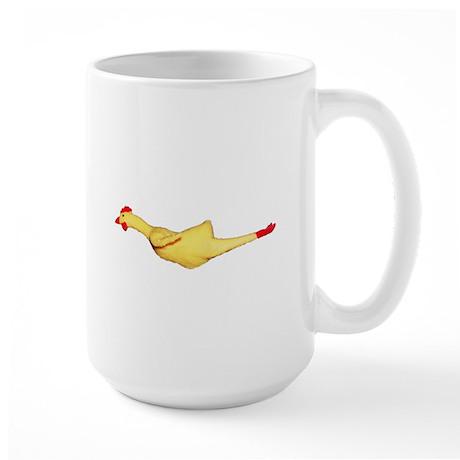 Rubber Chicken Large Mug