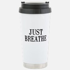 Just Breathe Travel Mug