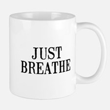 Just Breathe Small Small Mug