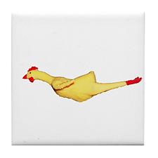 Rubber Chicken Tile Coaster