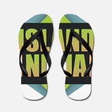Island Ninja Flip Flops