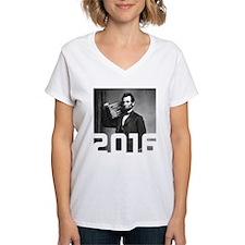 Lincoln 2016 // Women's Campaign V Neck